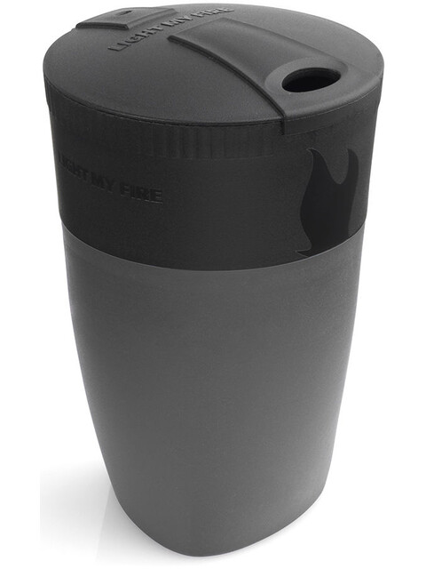Light My Fire Pack-up Cup Black